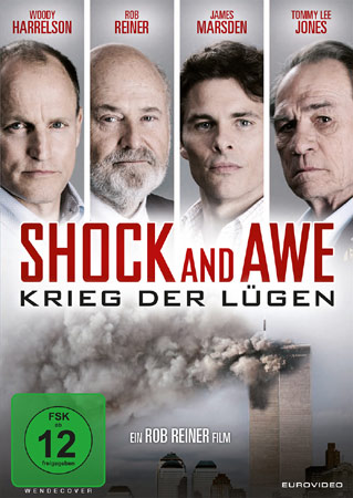 Shock and Awe Cover