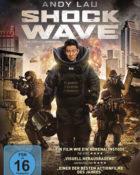 Shock Wave Deutsches DVD Cover