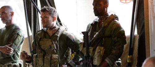Shooter die Serie Rückblick in Afghanistan Vergangenheit von Swagger