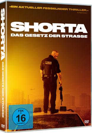 Shorta DVD Cover Gewinnspiel