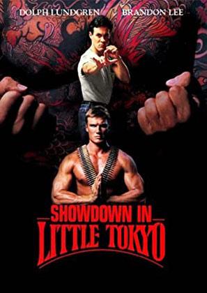 Showdown in Little Tokyo mit Dolph Lundgren und Brandon Lee Poster