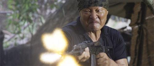 Showdown in Manila mit Cary-Hiroyuki Tagawa