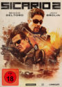 Sicario 2 dvd cover