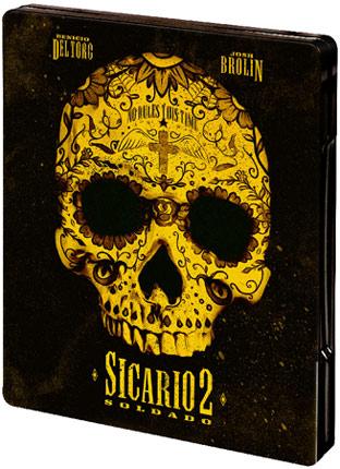 Sicario 2 als 4k UHD Steelbook