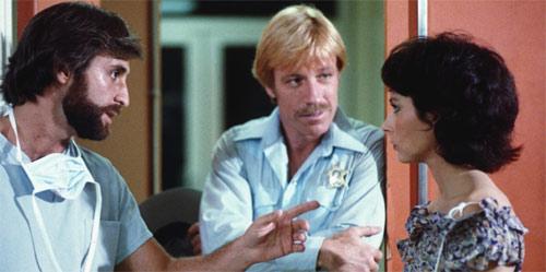 Silent Rage mit Chuck Norris und Ron Silver