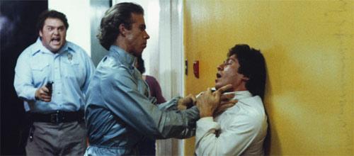 Silent Rage Das stumme Ungeheuer Slasher mit Chuck Norris