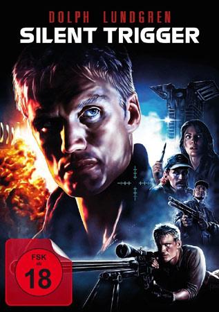 Silent Trigger mit Dolph Lundgren von Russell Mulcahy DVD Cover