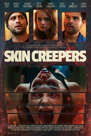 Skin Creepers Plakat