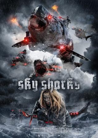 Sky Sharks Kinoplakat Poster