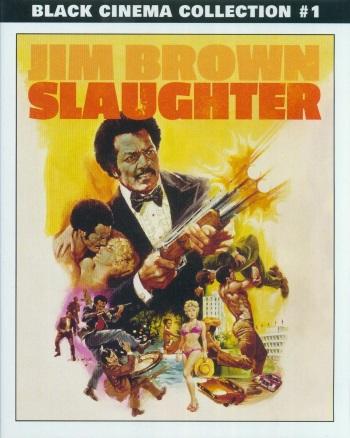 Black Cinema Collection 1 Slaughter