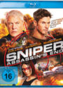 Sniper Assassin's End mit Tom Berenger Blu-ray-Cover
