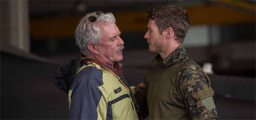 Sniper: Homeland Security Tom Berenger und Chad Michael Collins