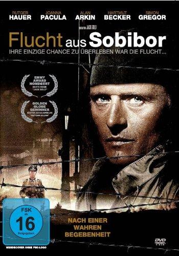Sobibor deutsches DVD Cover