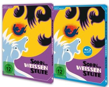 Sohn der weissen Stute Blu-ray und DVD