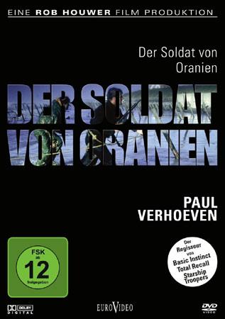 Der Soldat von Oranien DVD Cover
