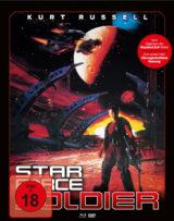 Star Force Soldier Mediabook Cover