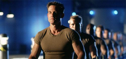 Soldier mit Kurt Russell als Todd
