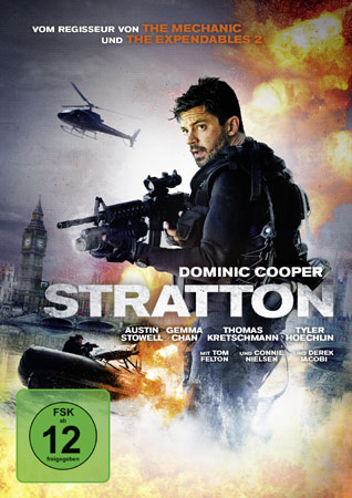 Stratton DVD Cover
