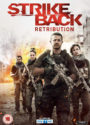 Strike Back: Retribution DVD Cover