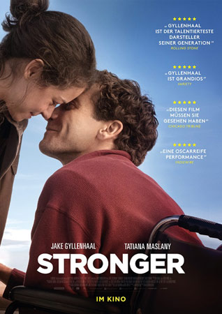 Stronger deutsches Filmplakat