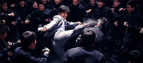 Super Bodyguard Burly Brawl Action