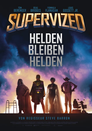 Supervized mit Tom Berenger Poster