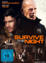 Survive the Night mit Bruce Willis DVD Cover
