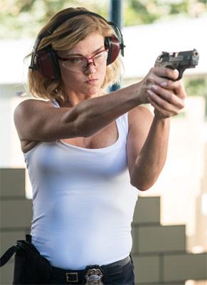 SWAT Unter Verdacht Adrianne Palicki sexy