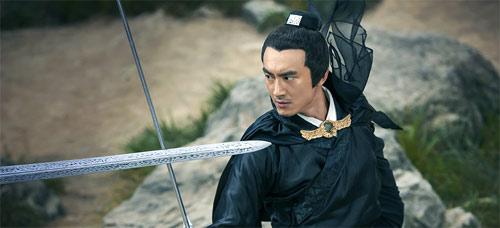 Sword Master Kenny Lin