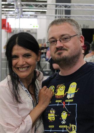 Special zur Snychronisation freeman mit Ghadah Al-Akel der Stimmer von Michelle Rodriguez