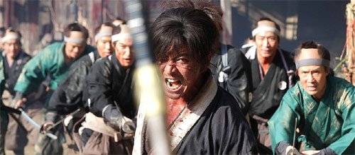 Takashi Miike Blade of the Immortal Manji