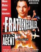 Teen Agent mit Richard Grieco VHS Cover