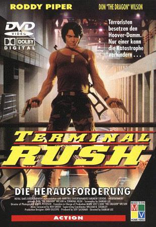 Terminal Rush DVD Cover