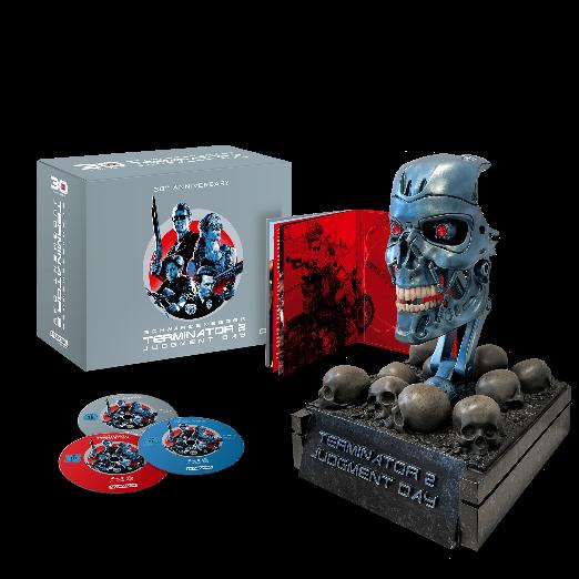 Endo Skull Edition von Terminator 2