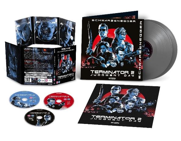 Limited Vinyl Edition von Terminator 2