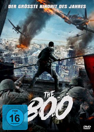 The 800 DVD Cover deutsch
