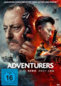 The Adventurers Deutsches DVD Cover