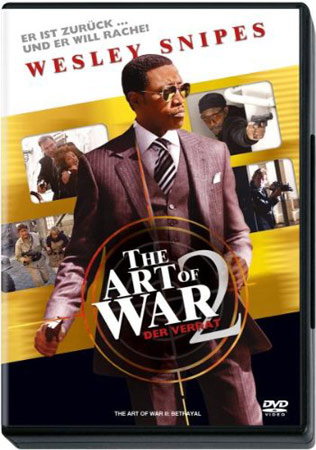 The Art of War II Der Verrat Cover