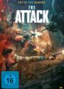 The Attack - Enter the Bunker Action aus Südkorea DVD Cover