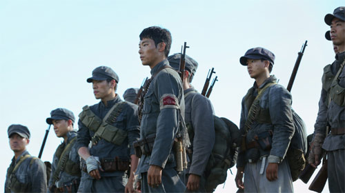 Südkorea gegen Japan im aufwändigen Actionfilm Jeontoo