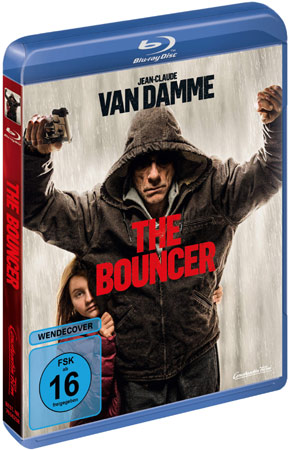 The Bouncer Blu-ray-Cover