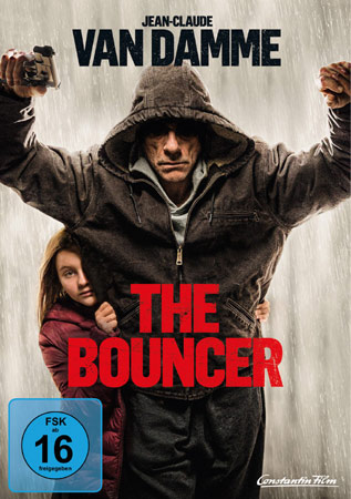 The Bouncer Deutsches DVD Cover