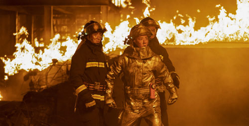 The Bravest Feuerwehrleute