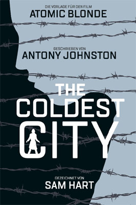 The Coldest City die Vorlage von Atomic Blonde