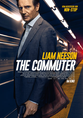 The Commuter Filmplakat