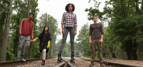The Darkest Minds mit Amandla Sternberg