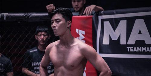 The Divine Fury MMA meets Exorzist