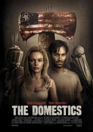 The Domestics deutsches Poster