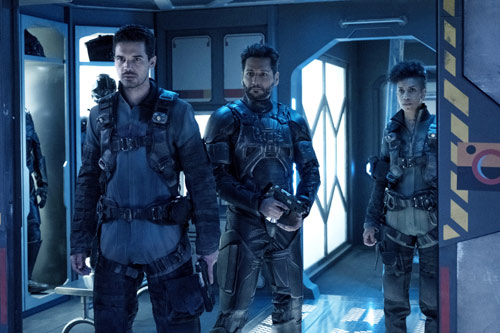 The Expanse Staffel 3 Steven Strait