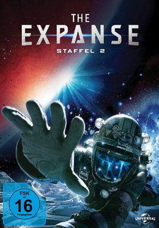 The Expanse (Season 2) DVD Cover
